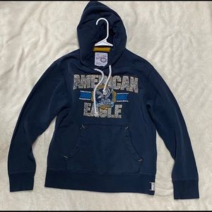 American Eagle hoodie size small petite